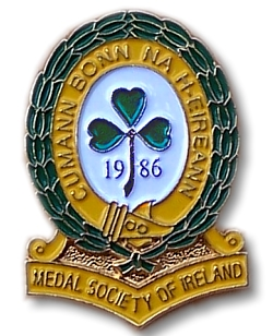 Medal Society of Ireland